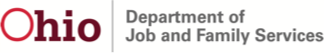Ohio Department of Jobs and Family Service