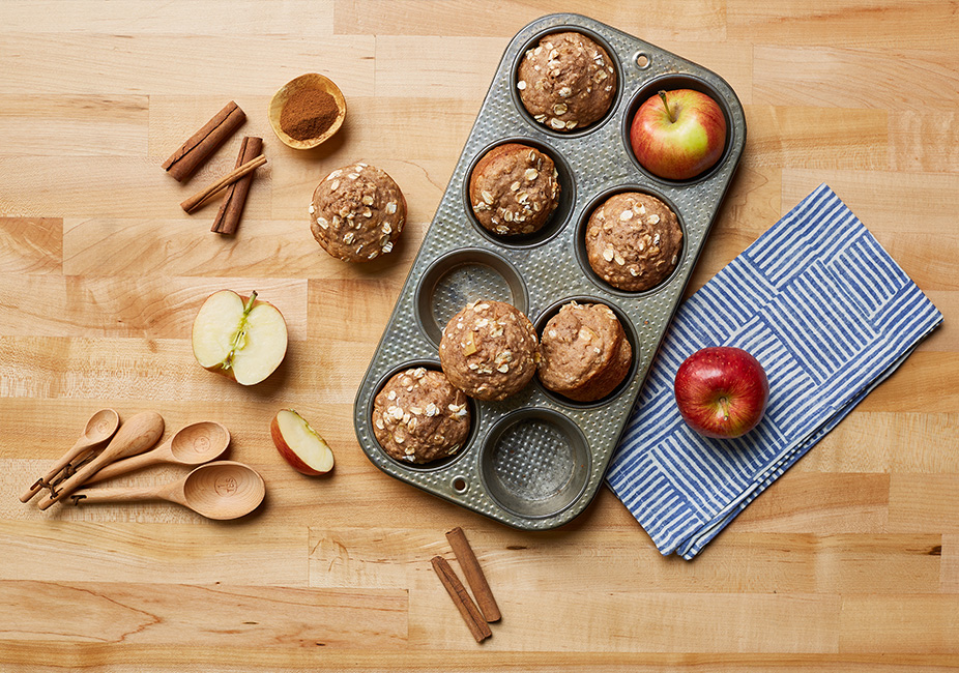 Meal Appleoatmealmuffins