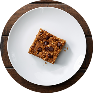 Sweet Potato Chocolate Chip Bars